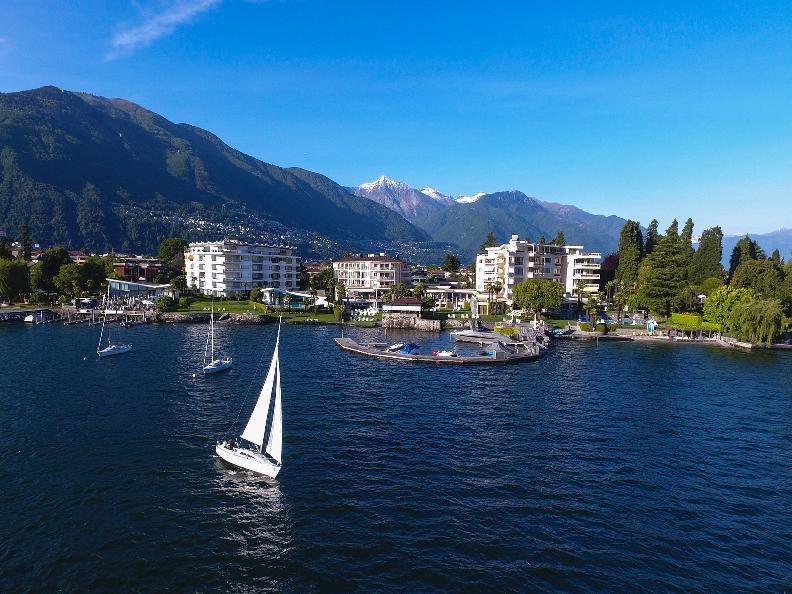 Image 2 - Asconautica - Scuola vela Ascona