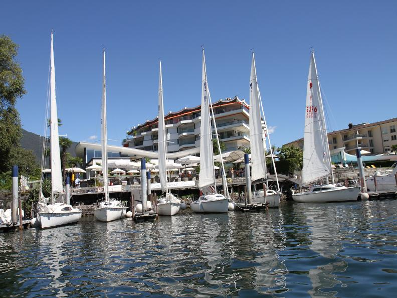 Image 3 - Asconautica - Scuola vela Ascona