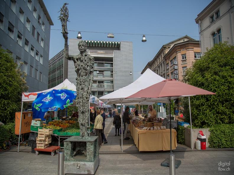 Image 1 - The market of Chiasso