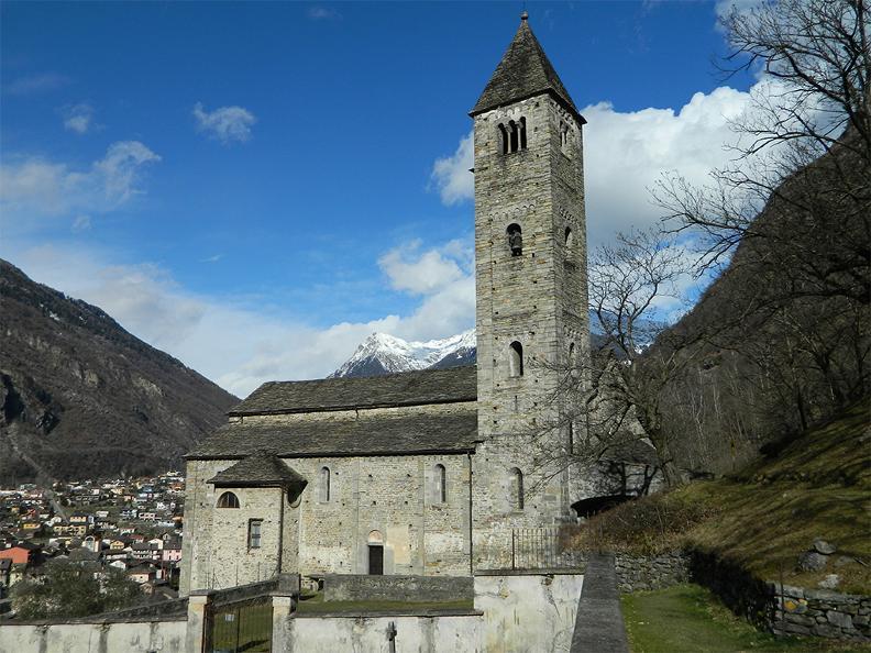 Image 1 - Visita guidata – Chiesa romanica dei Ss. Pietro e Paolo e la cascata di Santa Petronilla