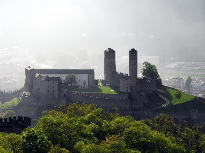 Image 1 - Guided tour of the city of Bellinzona and Castelgrande