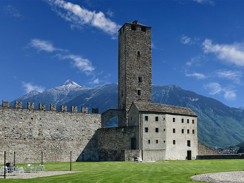 Image 0 - Guided excursions – Castelgrande e la città di Bellinzona