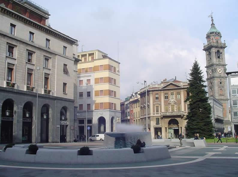 Image 9 - Varese historical centre