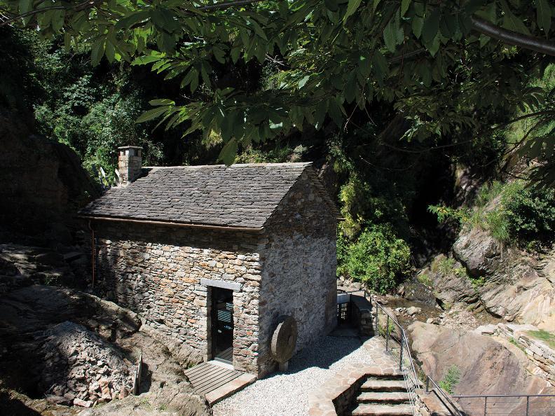 Image 1 - The Precassino Mill and Press