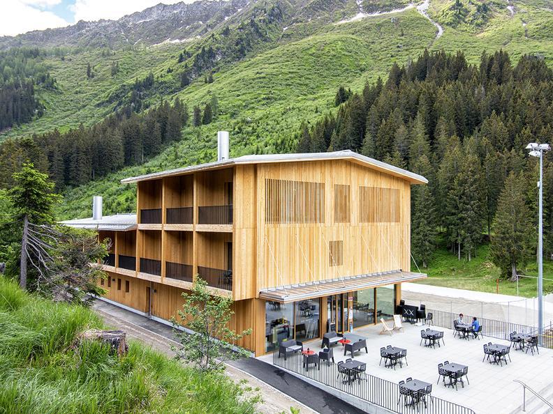 Image 0 - Mountain Bike Offer - Campra Alpine Lodge & Spa