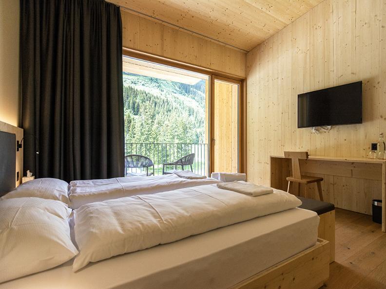 Image 2 - Mountain Bike Offer - Campra Alpine Lodge & Spa
