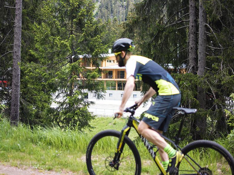 Image 1 - Mountain Bike Offer - Campra Alpine Lodge & Spa