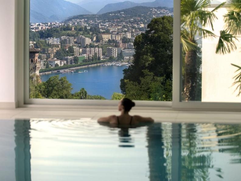 Image 3 - Spa, THE VIEW*****s