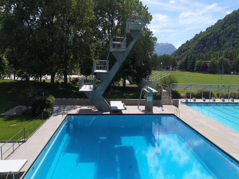 Image 2 - Public Swimming Pools, Bellinzona