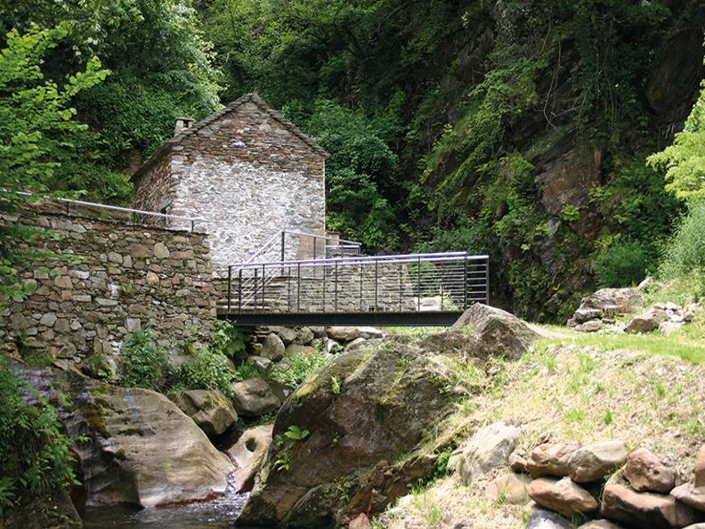Image 0 - Mühle und Stampfe von Precassino
