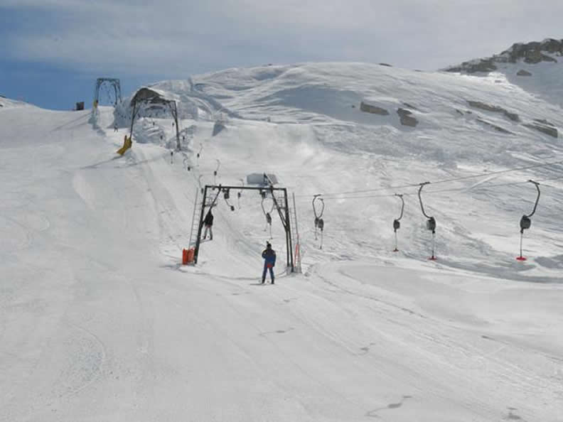 Image 4 - Anzasca Valley: ski at the foot of Mount Rosa