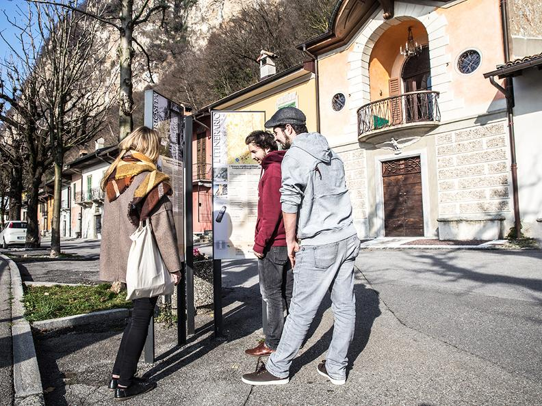 Image 5 - Guided tours for schools discovering Mendrisio