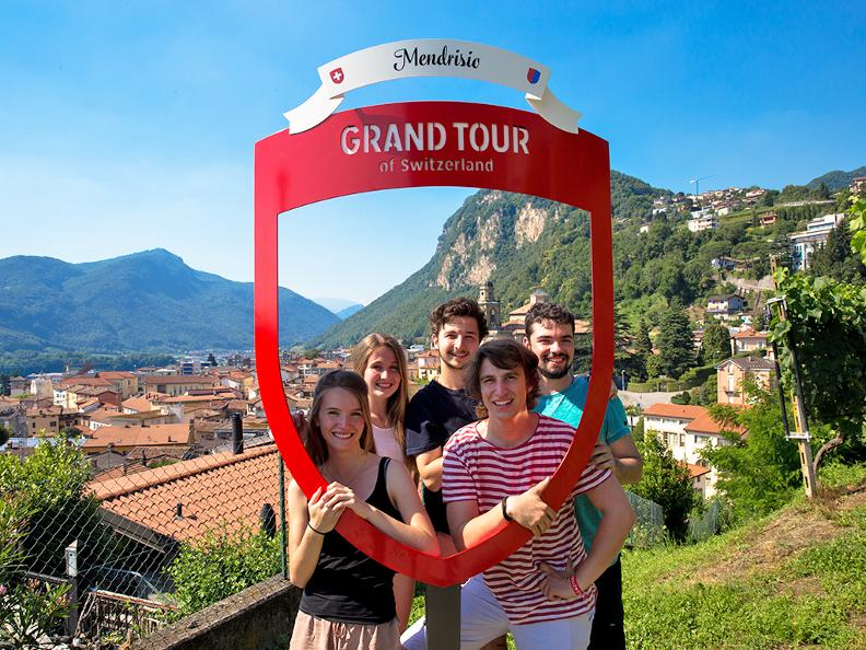 Image 0 - Guided tours for schools discovering Mendrisio