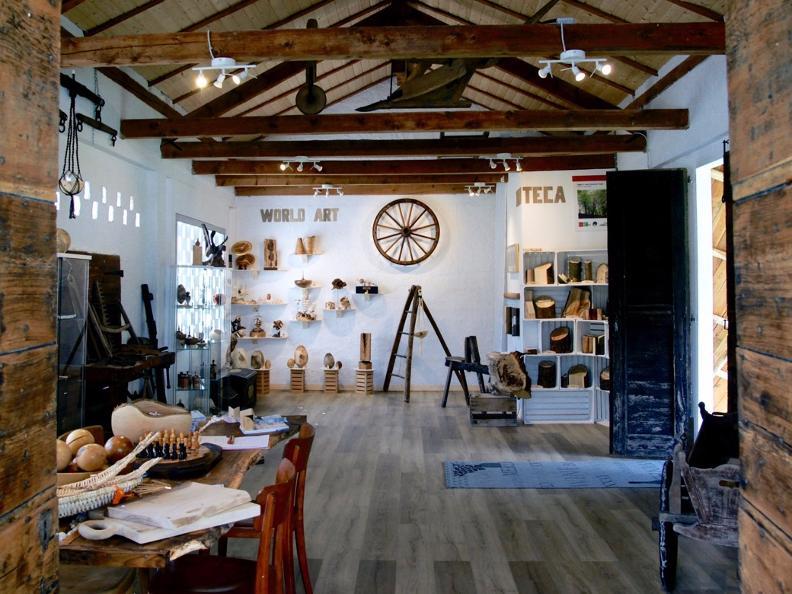 Image 0 - Visita Museo del Legno e Vecchia Torneria