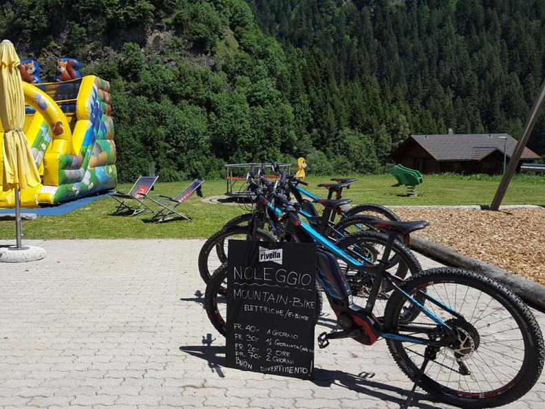 Image 0 - Hire an electric mtb in Blenio Valley