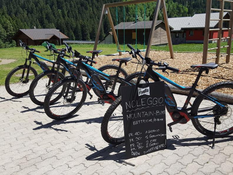 Image 1 - Hire an electric mtb in Blenio Valley