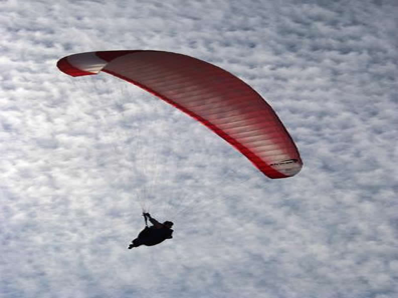 Image 1 - Paragliding on Lake Como