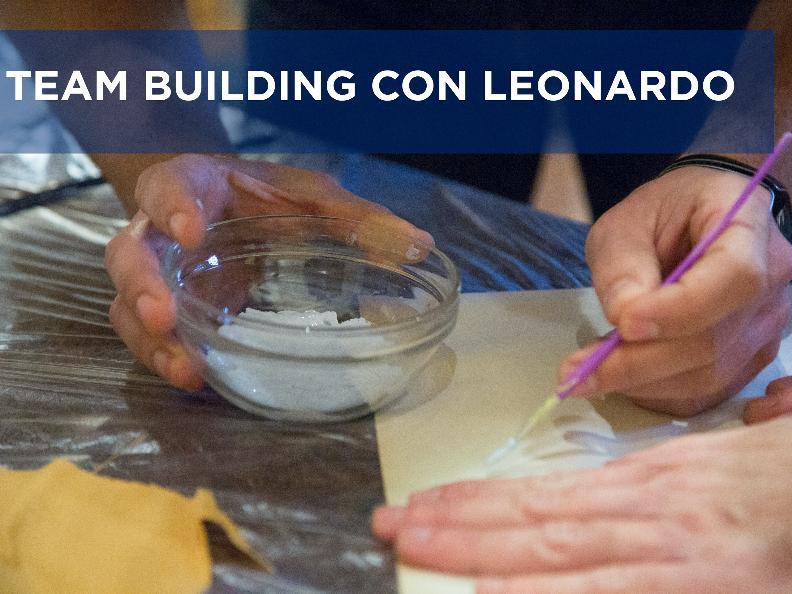 Image 2 - Team Building con Leonardo