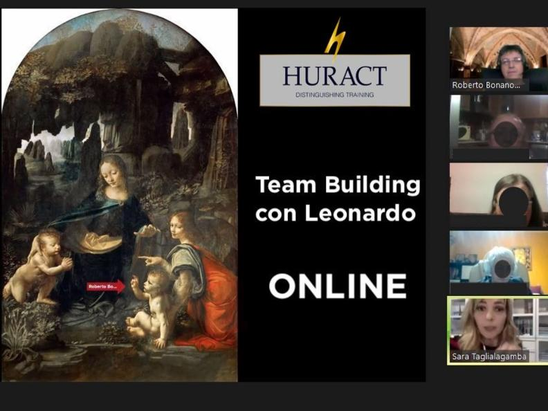 Image 1 - Team Building con Leonardo
