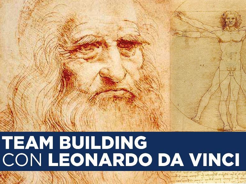 Image 0 - Team Building con Leonardo