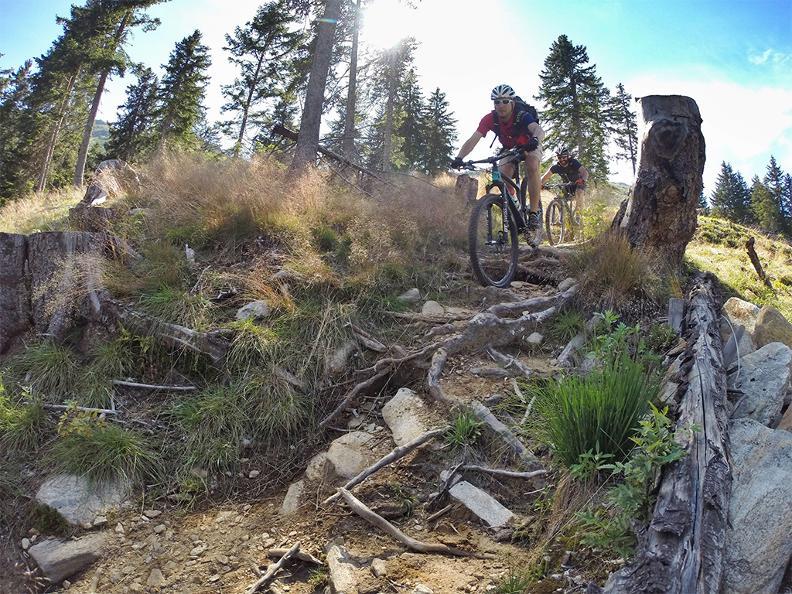 Image 1 - bikesteiger.ch - escursioni guidate in Valle di Blenio: Narenduro