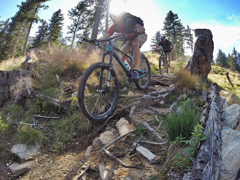 Image 2 - bikesteiger.ch - Excursion guidée en VTT dans le Val Blenio: Narenduro