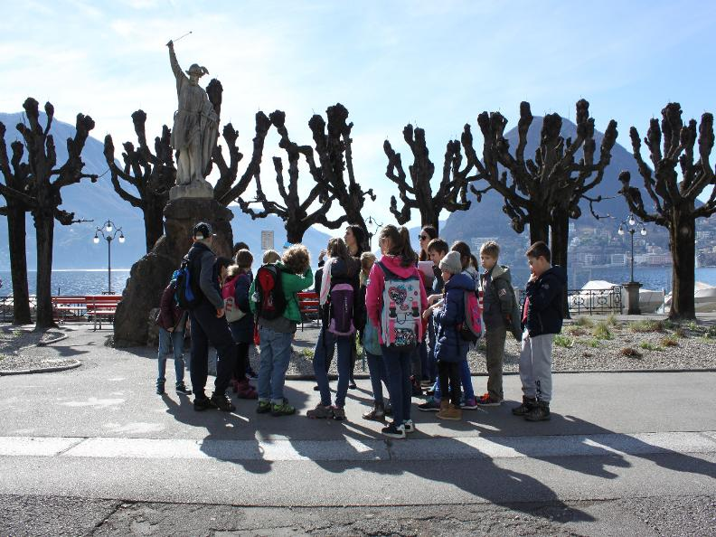 Image 0 - Educational trips for schools to discover Canton Ticino