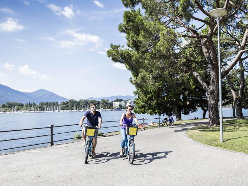 Image 2 - Bike Sharing Locarno VELOSPOT