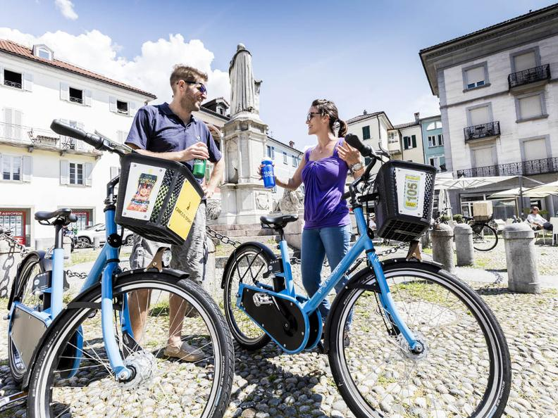 Image 0 - Bike Sharing Locarno VELOSPOT