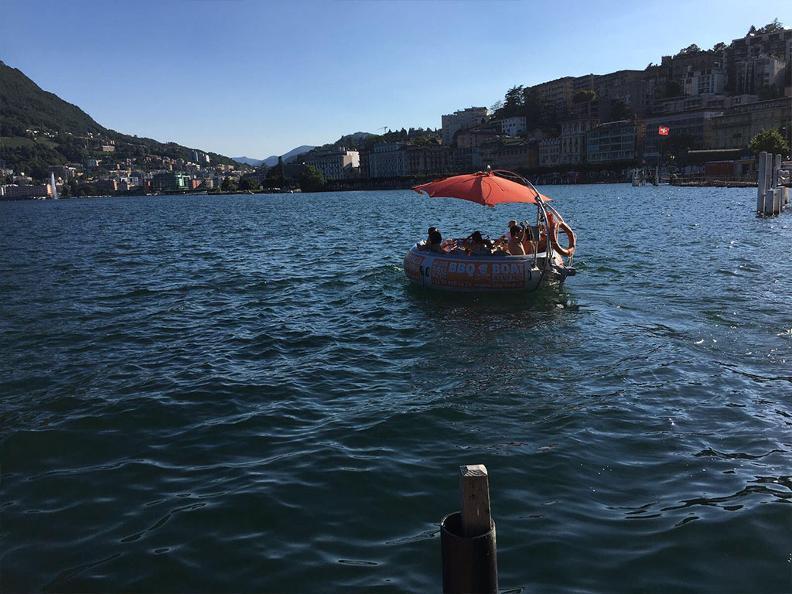 Image 2 - Acqua Party Boat