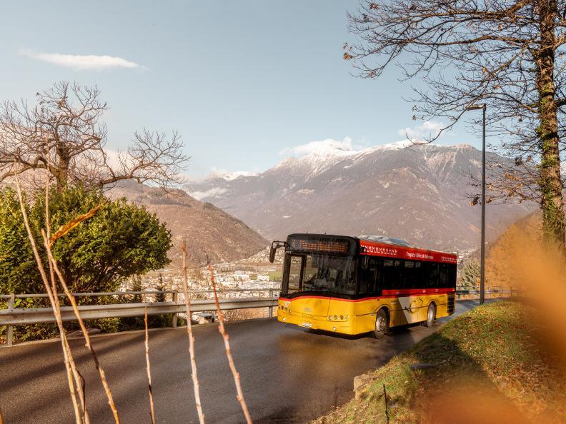 Image 7 - Unterwegs mit dem Postauto
