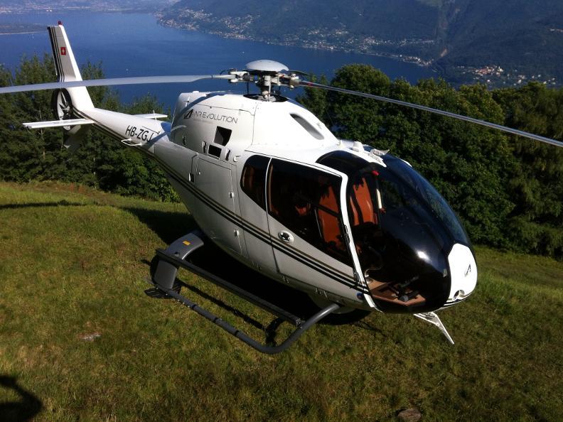 Image 0 - AIR-EVOLUTION LTD - Vols en hélicoptère