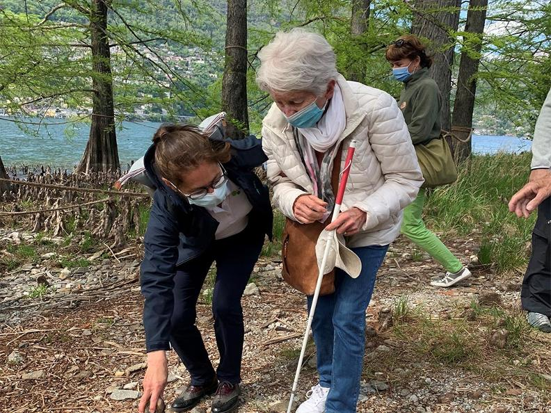 Image 2 - Îles de Brissago - Une visite guidée pour les aveugles et les malvoyants