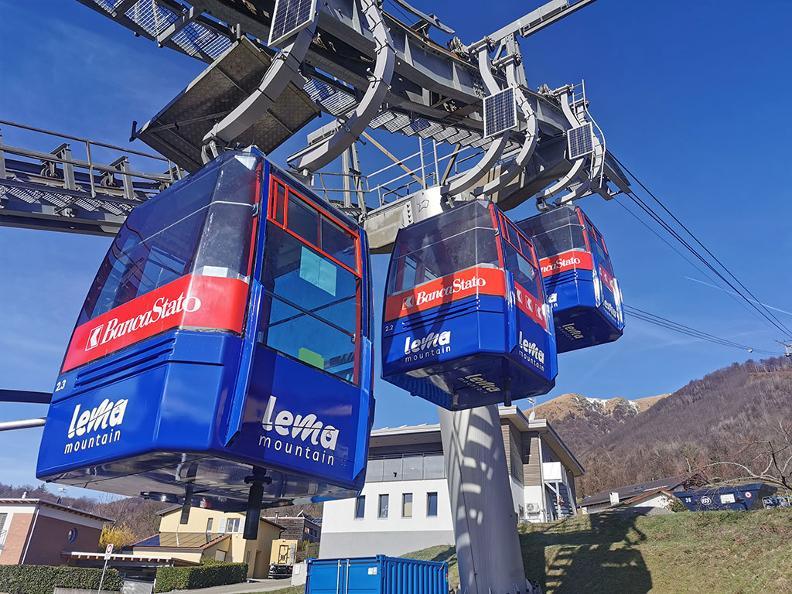 Image 0 - Drahtseilbahn Monte Lema
