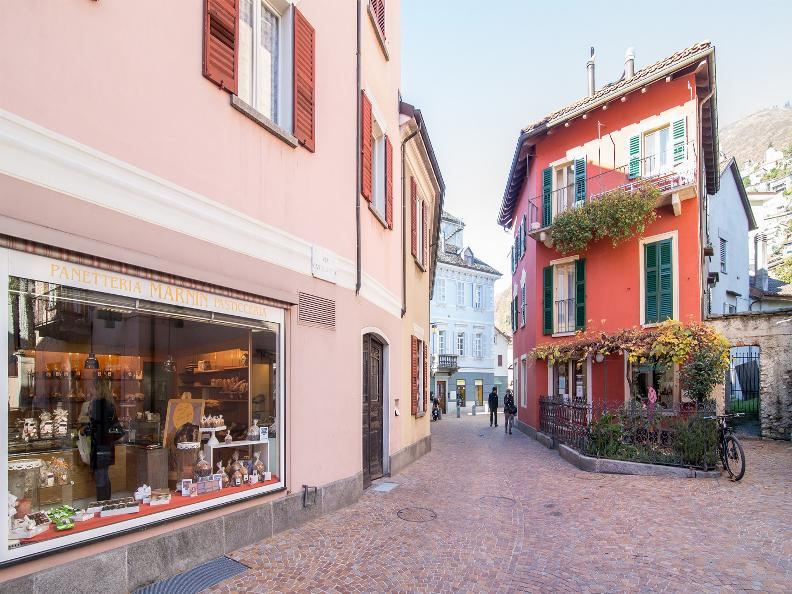 Image 0 - Locarno and its old town