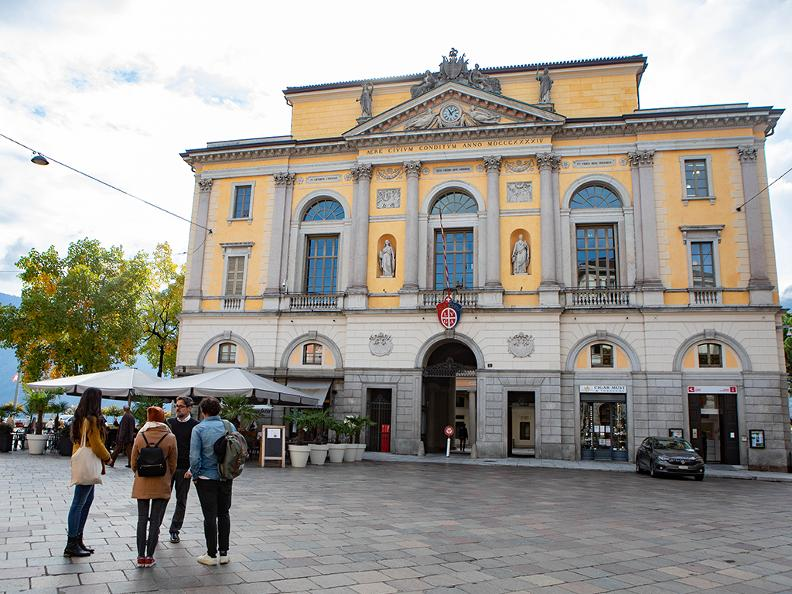 Image 2 - Centro storico Lugano