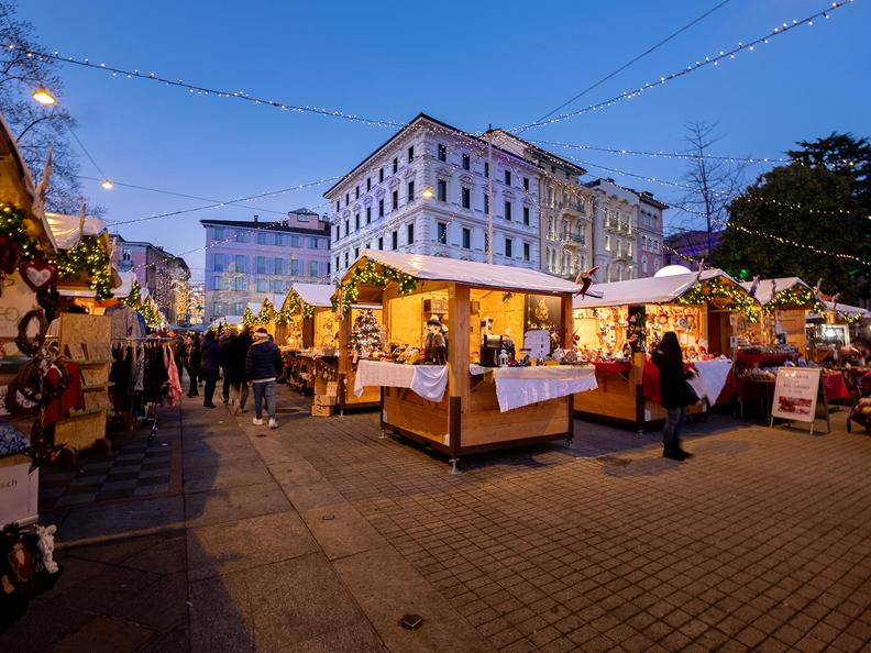 Image 0 - Christmas markets and chocolate workshop