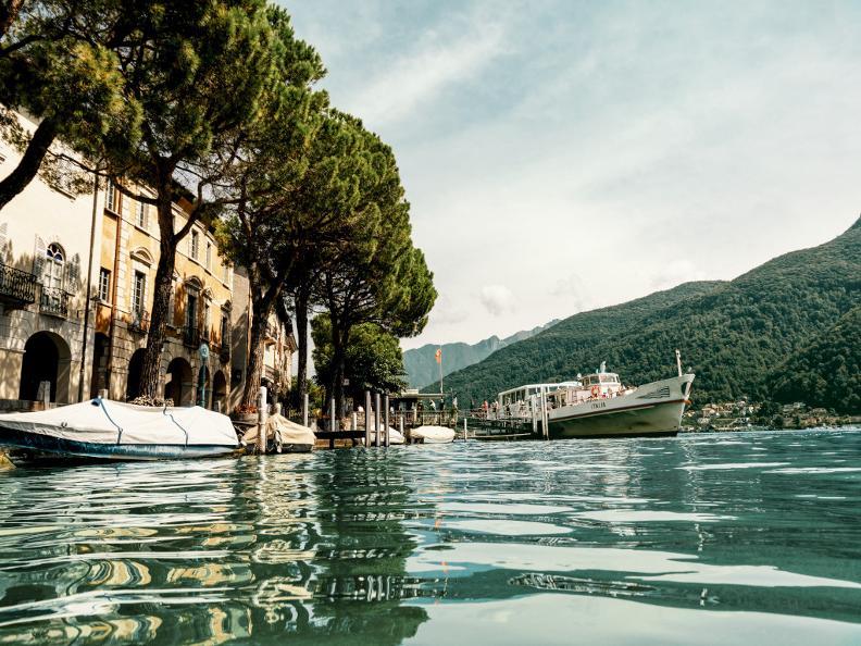 Image 0 - Società Navigazione del Lago di Lugano