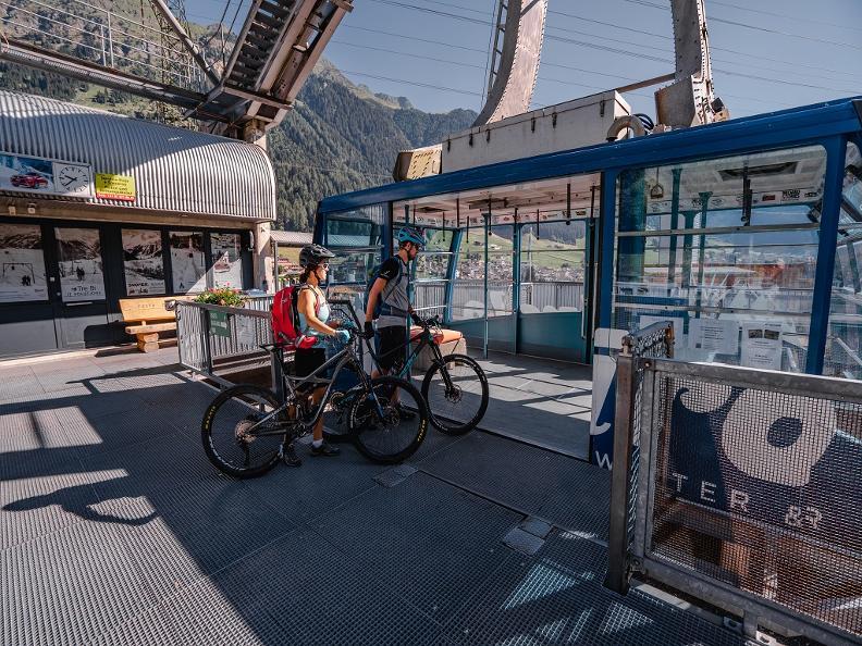 Image 0 - Liste der Verleihstellen Mountainbike