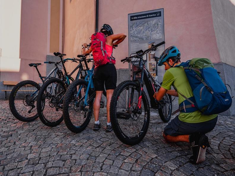Image 2 - Liste der Verleihstellen Mountainbike