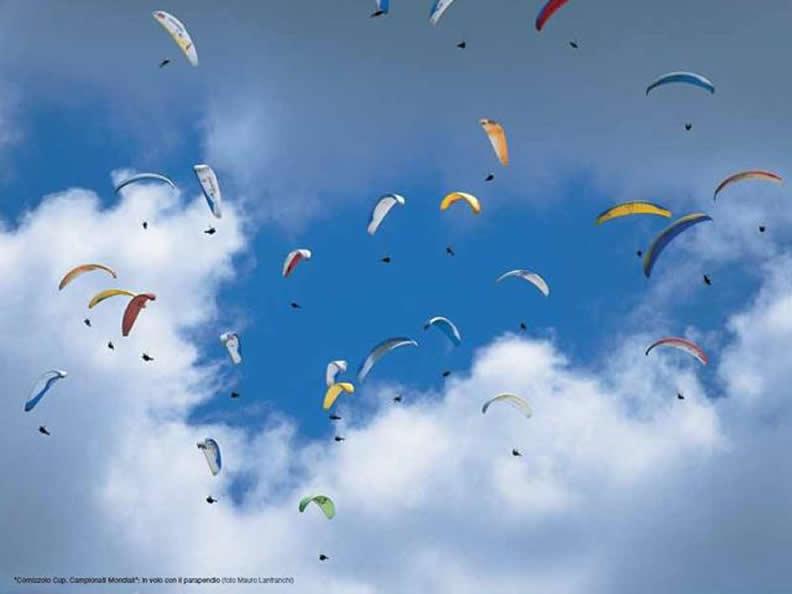 Image 0 - Paragliding on Lake Como