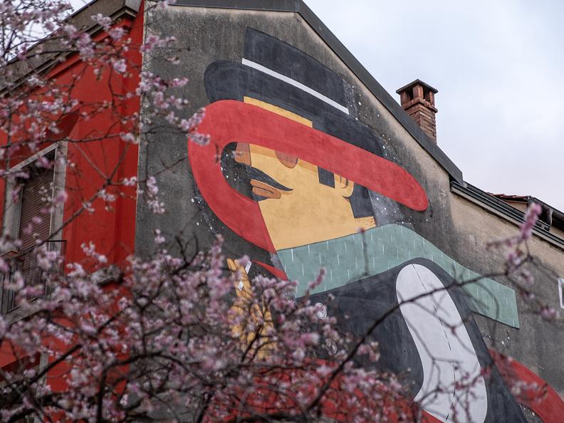 Image 11 - Street art Tour