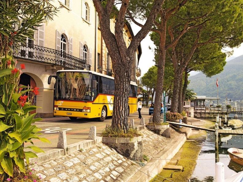 Image 4 - Unterwegs mit dem Postauto