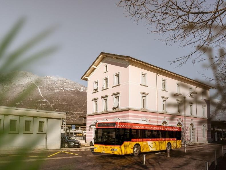 Image 6 - Unterwegs mit dem Postauto