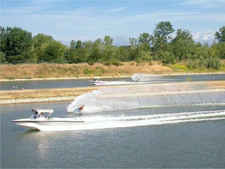 Image 1 - Water-skiing