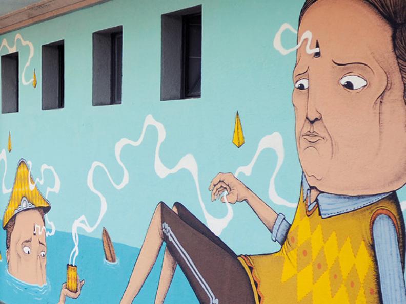 Image 9 - Street art Tour