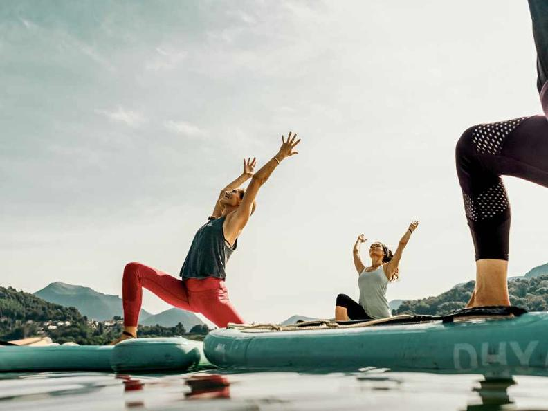 Image 4 - Stand up Paddle SUP Yoga