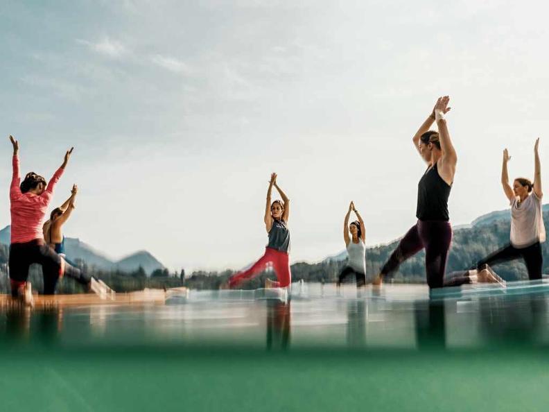 Image 3 - Stand up Paddle SUP Yoga