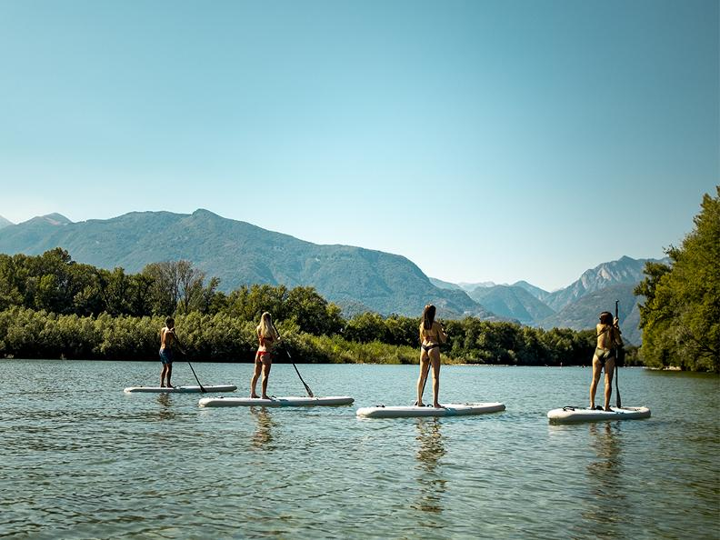 Image 2 - Stand Up Paddle in Ticino
