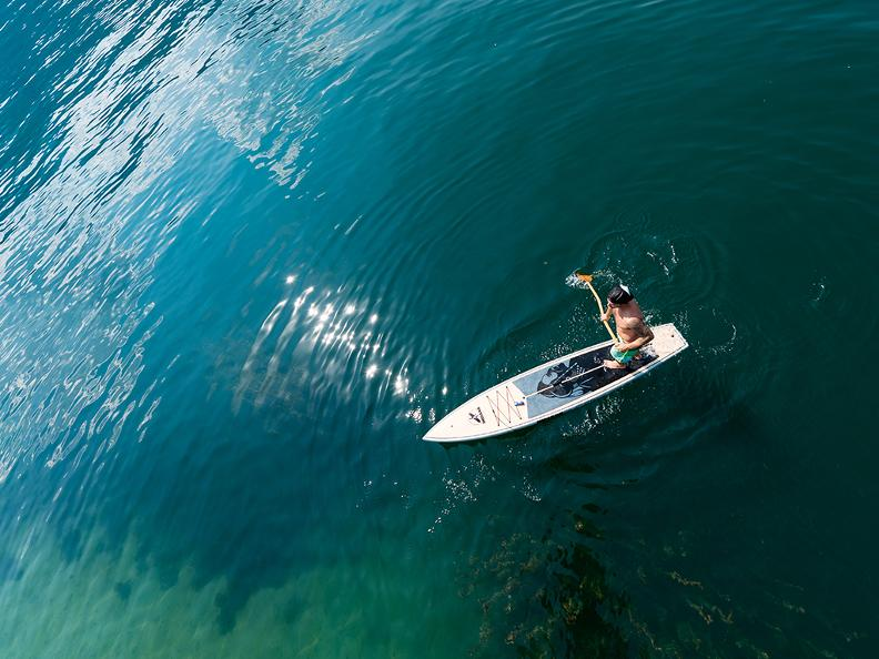 Image 1 - Stand Up Paddle in Ticino